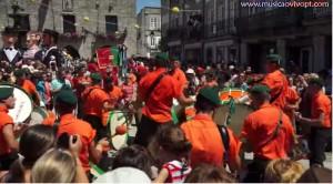 Grupos de Bombos, Senhora da Agonia, Viana do Castelo