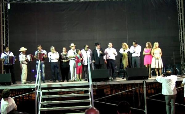 Marinho da Barca – Homenagem ao rei dos cantadores