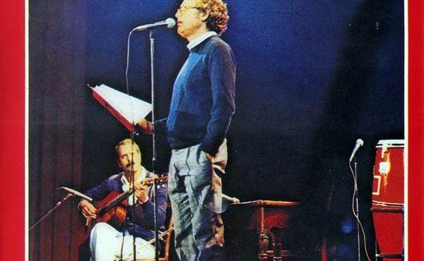 Zeca Afonso ao Vivo no Coliseu 1983