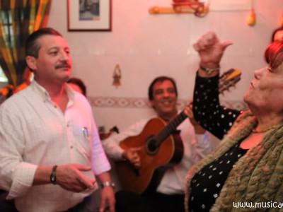 Fado desgarrada com Aurora Cabrita e Mário Cabrita