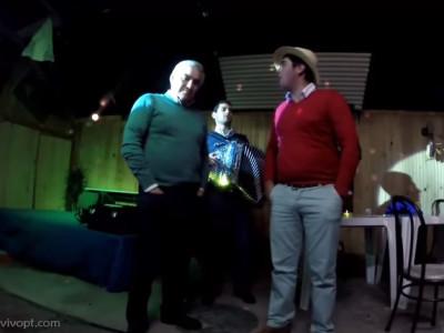 Domingos da Soalheira Cantares ao desafio em Mondim de Basto com Pedro Cachadinha