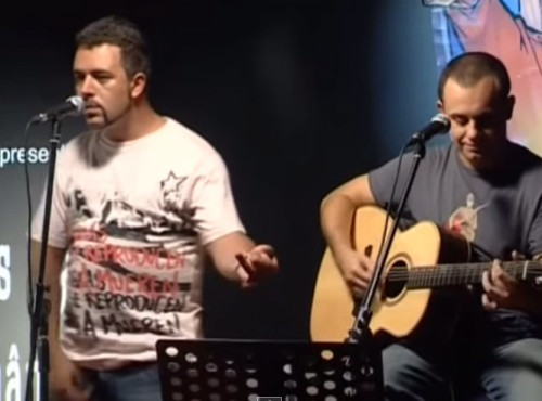 "Quim Roscas e Zeca Estacionâncio ""Blues 4 Ladies"""