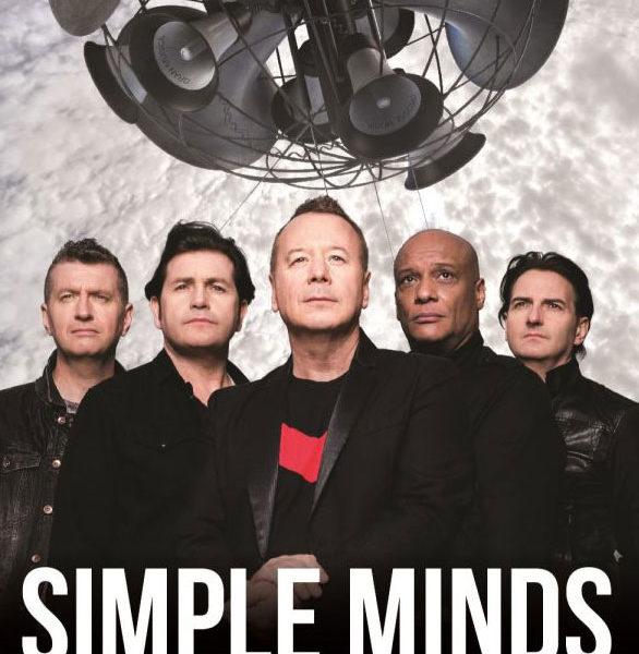 Resultado de imagem para Novo álbum do Simple Minds sai em fevereiro