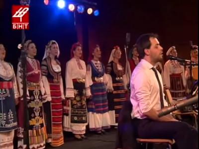 Zambujo na Bulgaria – Sofia, 2011