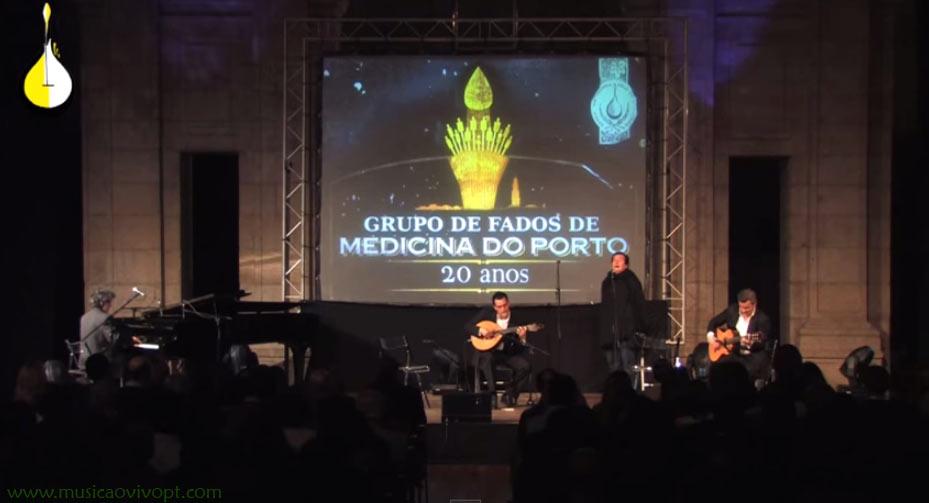Fados de Coimbra no Porto, Grupo Fados de Medicina do Porto