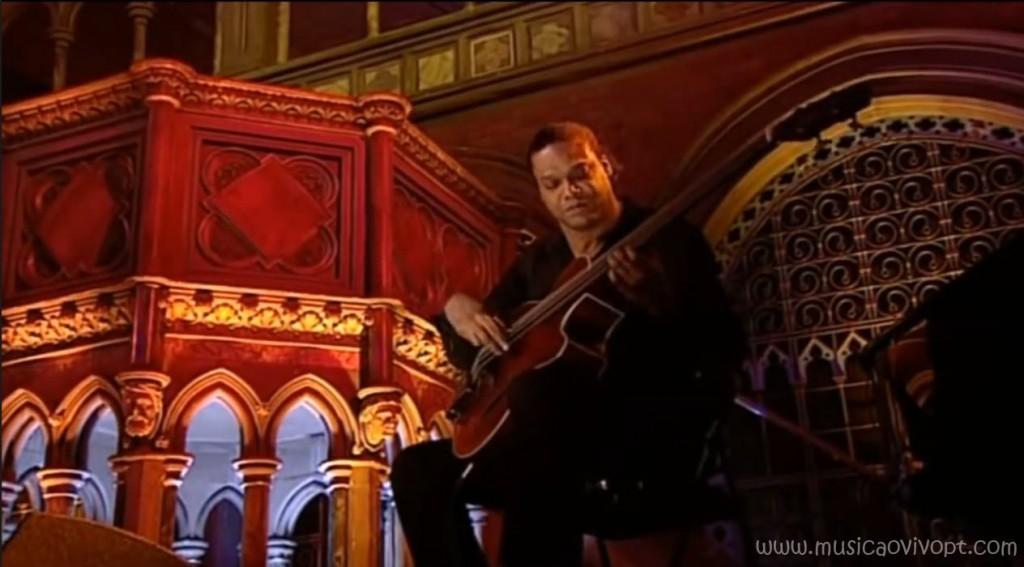 Guitarradas ao vivo, Guitarra Portuguesa ao vivo, Bass, Fernando Sousa