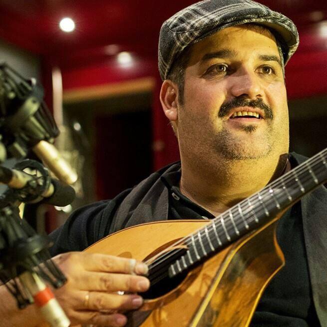 Jose Manuel Neto, Guitarra Portuguesa, fado