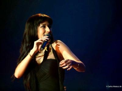 Ana Moura ao vivo