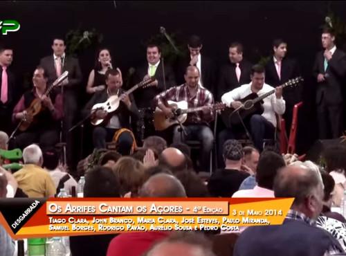 Cantorias ao desafio são desgarradas dos Açores