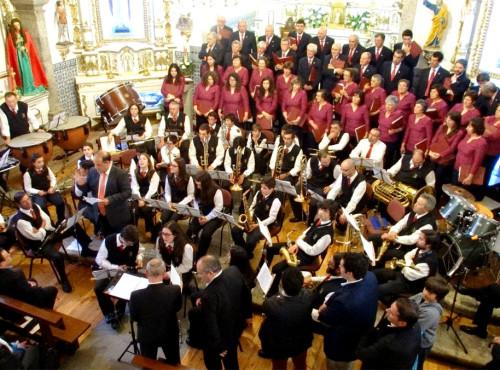 Concerto Coral Sinfonico em Loriga