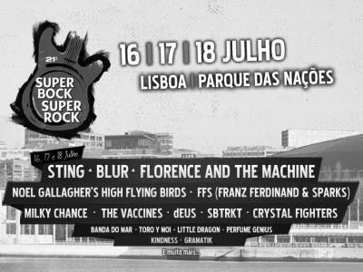 Super Bock Super Rock 2015