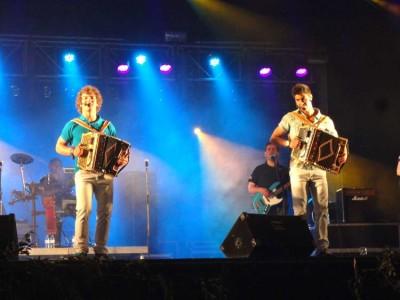Tiago Neto e Paulo Fragoso