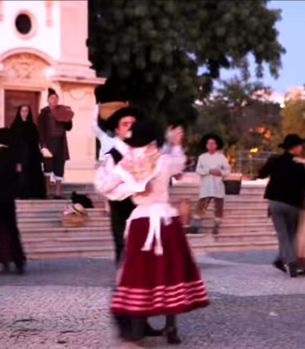 Corridinho, Baile Mandado, Corridinho Algarve, Corridinho Algarvio, Dança, Folclore, Algarve, Corridinho, Ranchos