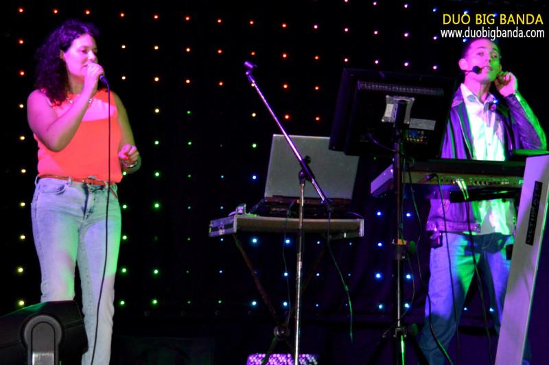 Duo Big Banda, Duos Musicais, Bailes, Festas populares