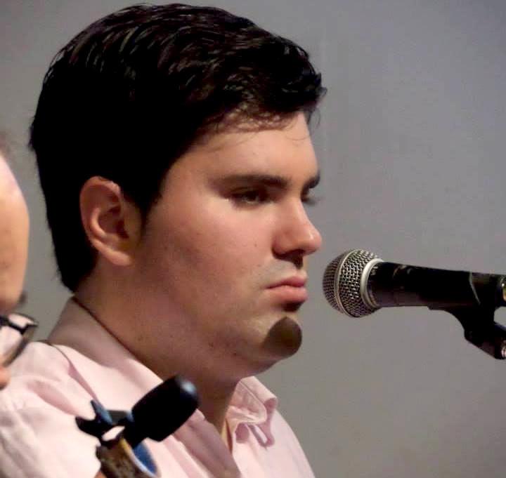 Mickael Salgado, fadista, fadistas, cantores, musica portuguesa, ao vivo, cantor cego, fadista invisual