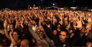 Pedro Abrunhosa ao vivo, Concerto Pedro Abrunhosa, Queima das Fitas, 2014, Pedro Abrunhosa, Artistas portugueses, Artistas, Cantores