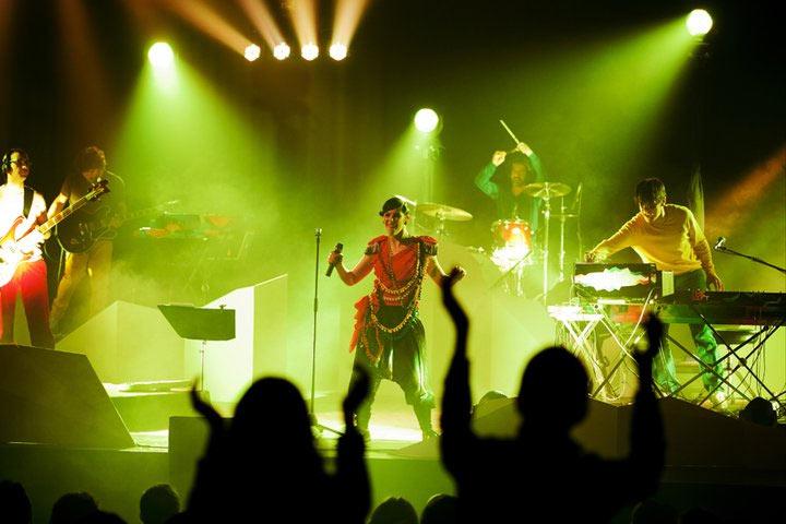 The Gift, Os Gift, Gift ao vivo, The Gift Live, Concert, Artistas, Grupos Musicais, Bandas Portuguesas