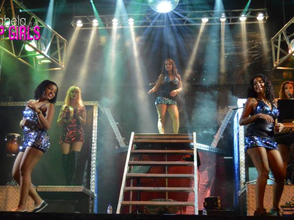 Anabela e as Top Girls, bandas, grupos musicais, grupos baratos, grupos de baile, artistas para espetaculos, artistas portuguesas, Concertos, Musica portuguesa