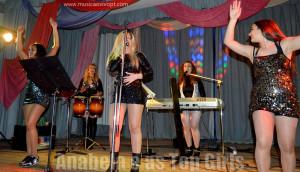 Anabela e as Top Girls, Bailes, Grupos de baile, Grupos Musicais, Bailes, festas populares, Grupo Anabela e as Top Girls, Banda Anabela e as Top Girls