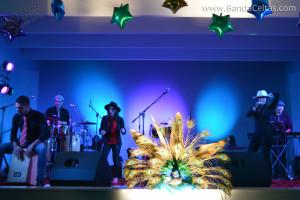 Banda Celtas, Açores 2016, Banda de baile, Ilha do Pico, Carnaval