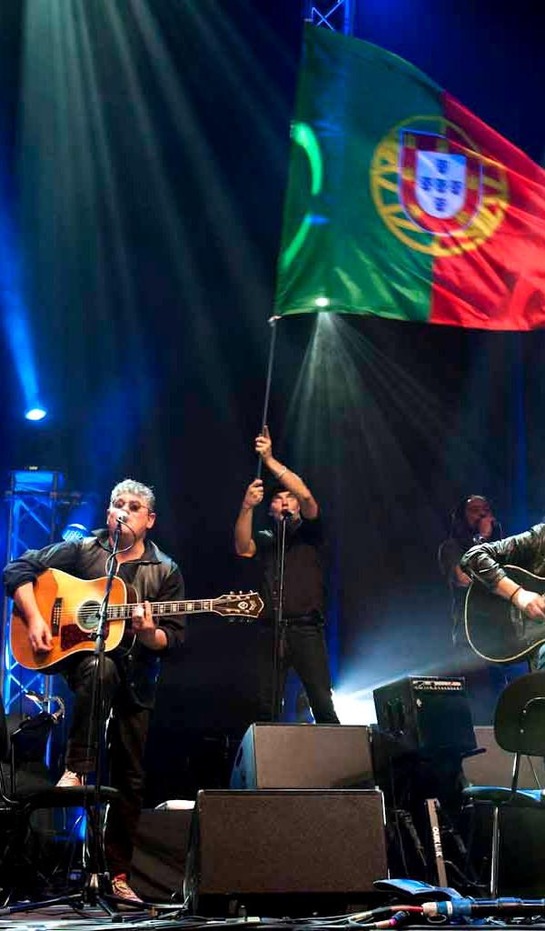 Resistencia, Resistência, Banda Resistencia, Miguel Angelo, Tim