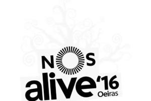 Cartaz Nos Alive 2016