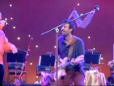 Miguel Araújo e os Kappas – Like a Rolling Stone (Coliseu do Porto)