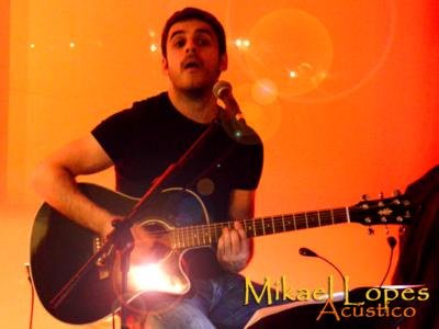 Mikael Lopes – acústico