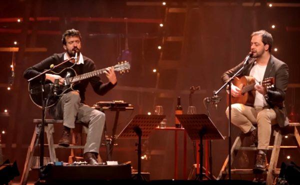 António Zambujo e Miguel Araújo ao vivo no Coliseu do Porto 2016