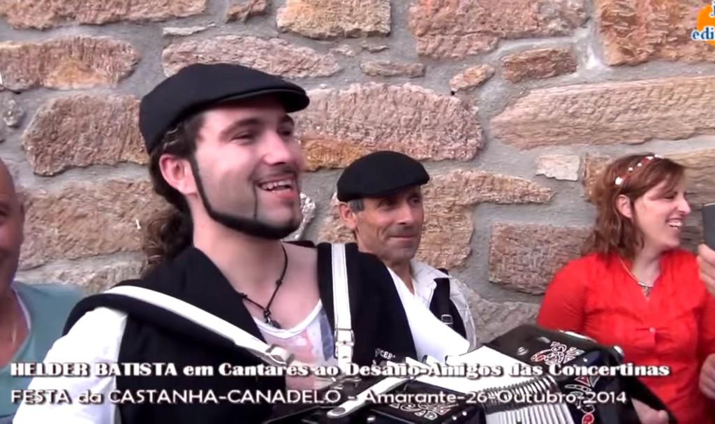 Helder Baptista desgarrada, Helder Baptista desgarradas, 2014, Amigos das concertinas, Desgarrada Helder Baptista, Minho