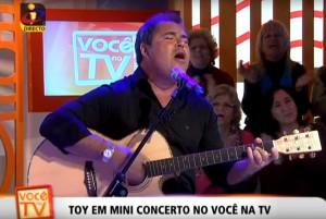 Artistas, Artistas Toy ao vivo, Toy ao vivo, Musica portuguesa, TVI, Você na TV, Toy