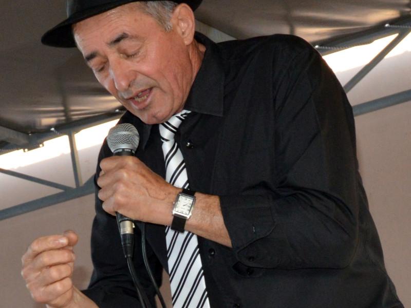 Fadista Joaquim Julio