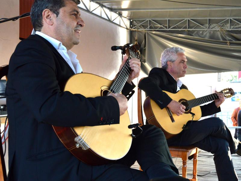 Silvio Girão e José Manuel Rodrigues