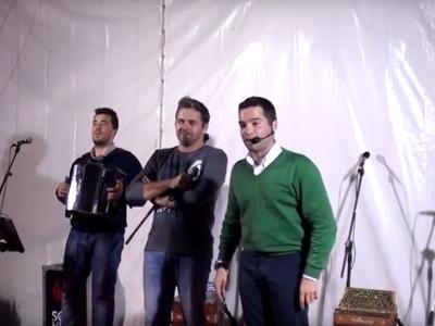 Desgarrada Pi e Jorge, concertinas, musica popular, musicas do Minho, Cantares ao Desafio, Concertinas, musica portuguesa, concertinas, Musica Popular