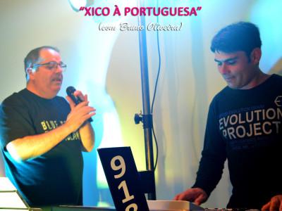 Xico no bailarico à portuguesa