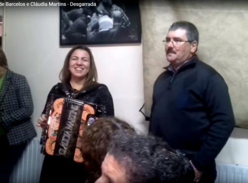 Desgarrada – João Fernandes de Barcelos e Cláudia Martins de Guimarães