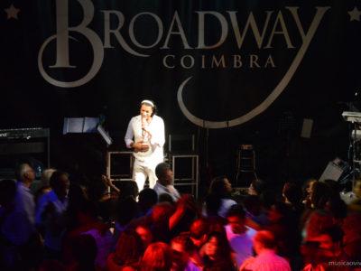 30 anos Broadway Danceteria Coimbra