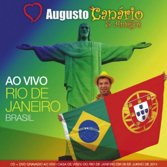 Augusto Canario, Canario e Amigos ao vivo no Rio de Janeiro, Brasil 2014, 2015, CD, DVD, Show, Musica ao vivo, Filme, Video, Canario, Canarinho, Concerto