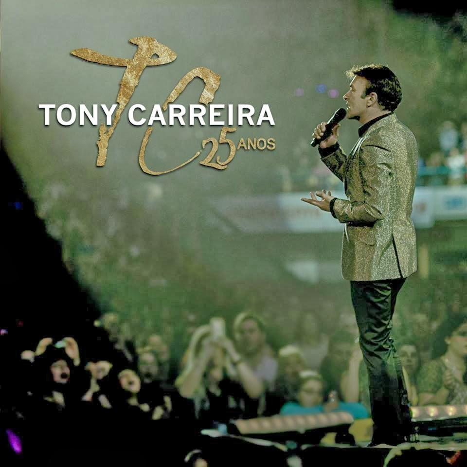 Tony Carreira 25 Anos, CD, DVD, Tony Carreira, Ao vivo, Concerto Meo Arena, Tony Carreira, Concertos, Altice Arena, Lisboa, Portugal, Artistas portugueses