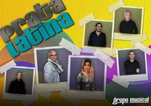Prata Latina, Banda do Porto, Musica de baile, bandas de baile, música portuguesa, conjuntos musicais, música de baile. Grupos musicais de arraial, Grupos Musicais, Grupos de Baile, Bandas, Portugal