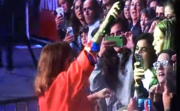 Carolina Deslandes ao vivo no Bodo de Pombal
