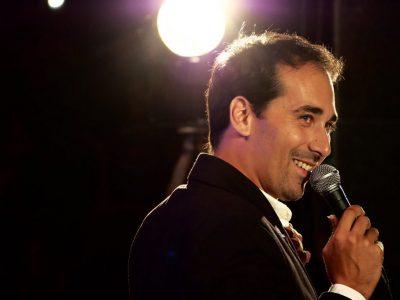 Emanuel Moura ao vivo em Alcobaça