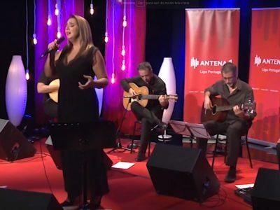 Cláudia Picado, Viva a Música, Antena 1