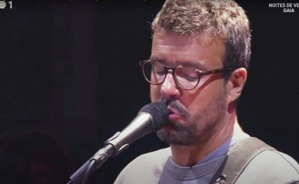 Miguel Araújo ao vivo, Concerto 2020, Gaia, RTP