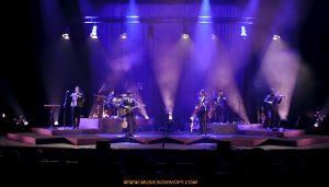 Os Quatro e Meia ao vivo, Coimbra, Convento de São Francisco, Os Quatro e Meia, Banda ao vivo, Bandas Portuguesas, Espetáculos, Banda, Concertos, ao vivo